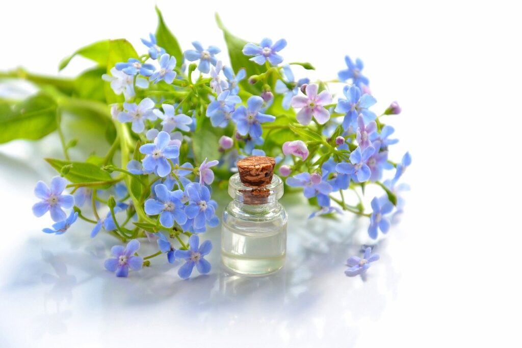 cosmetic oil, essential oil, cosmetology